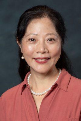 Photo of Yan Hong, Director of Graduate Admissions